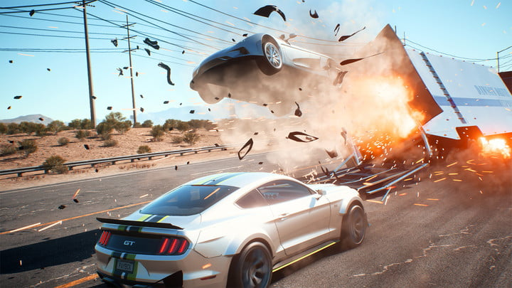 Need for Speed Payback' Accelerates In-Game Car Progression ...