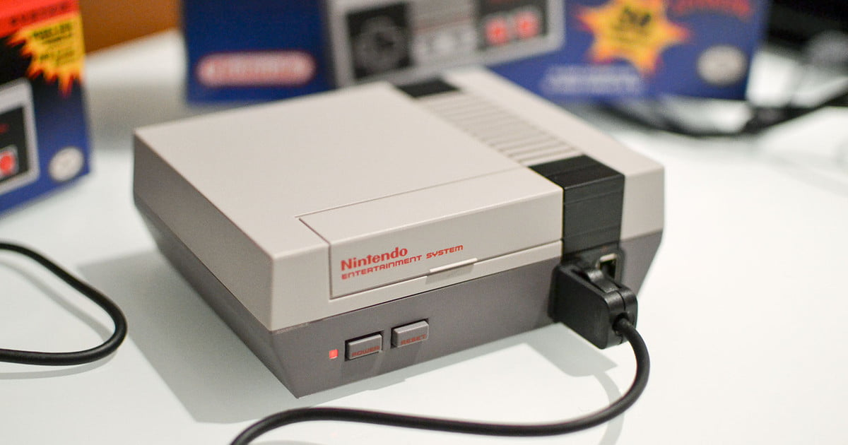 how to buy nes classic edition