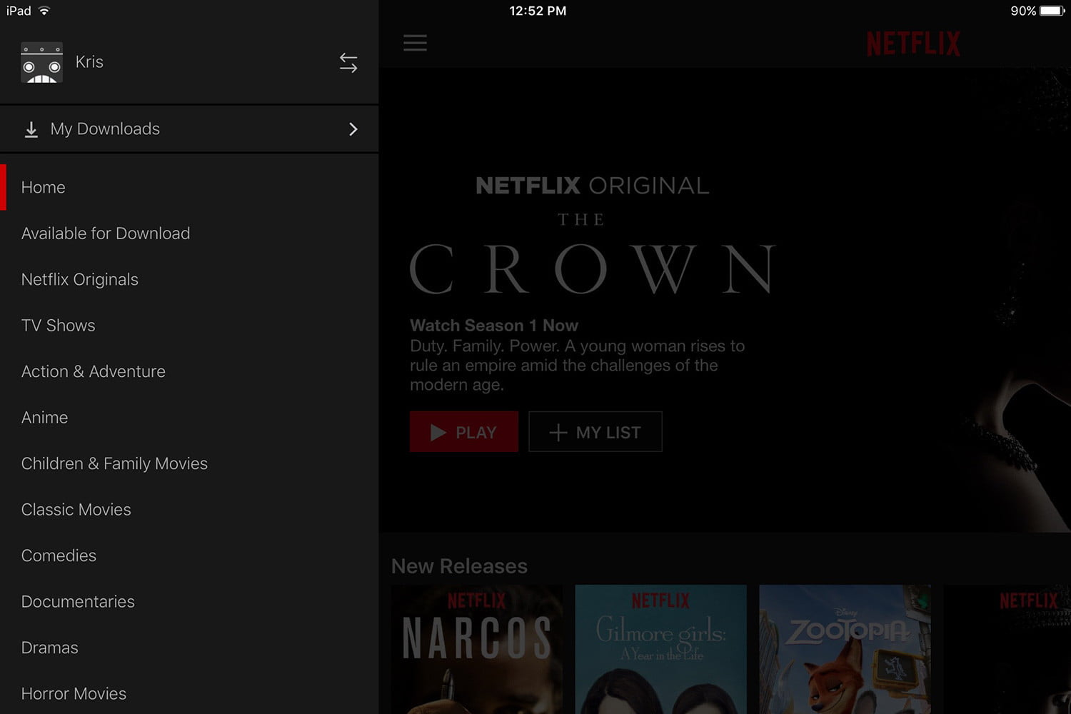 can you download netflix shows on laptop