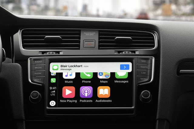 what is apple carplay new 3