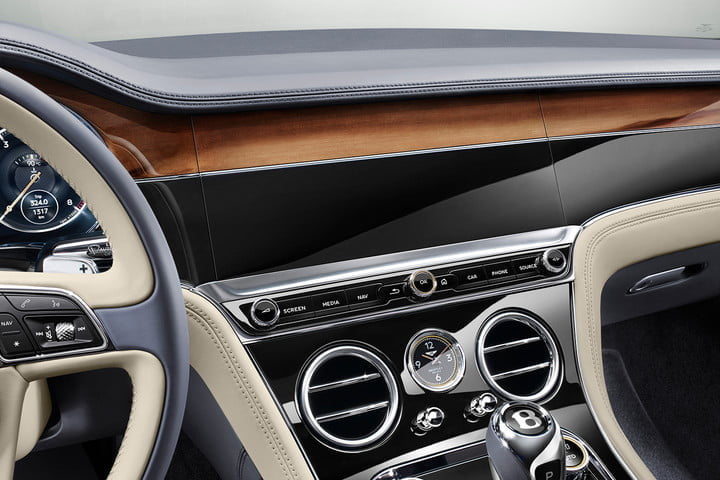 how bentley designs and builds the interior of its cars new continental gt  24