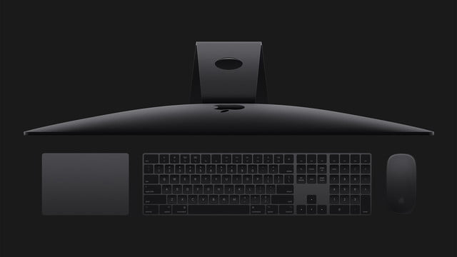 apple imac pro accessories new 2017