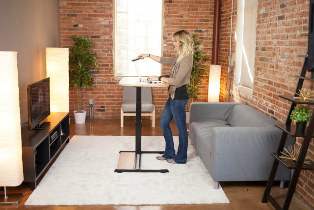 nextdesk flex power adjustable table 3