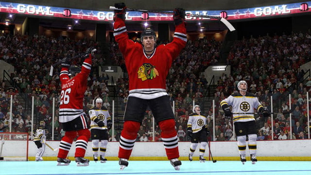 nhl 14 screenshot 3