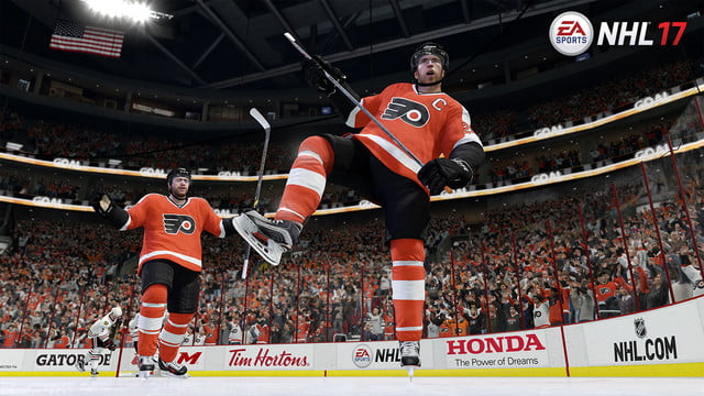 NHL 17 Review and free to play Beta