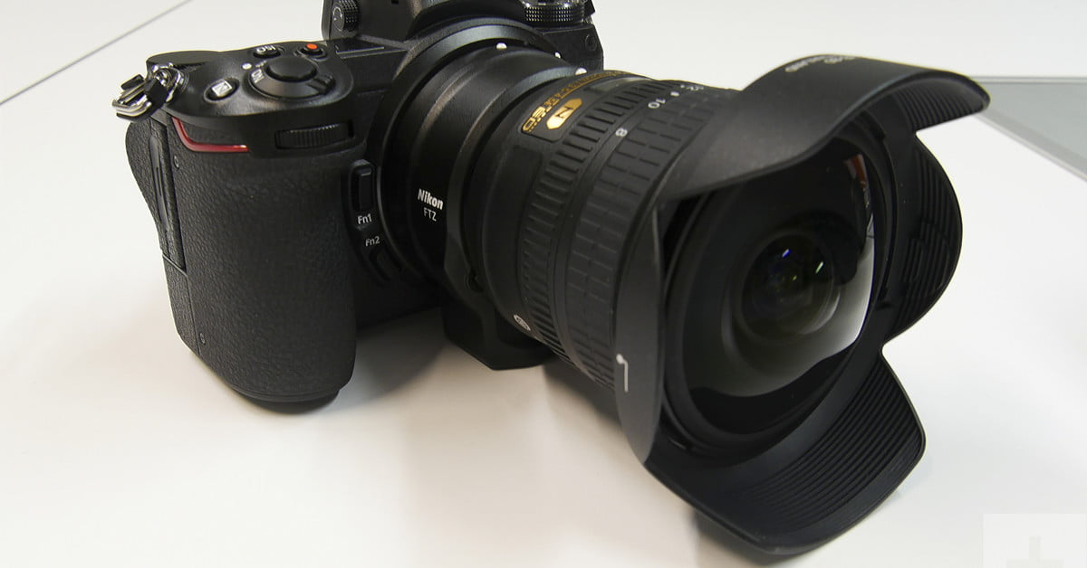 Security Camera Systems Review >> Nikon Z7 Camera Hands-on Preview: Mirrorless Magic | Digital Trends