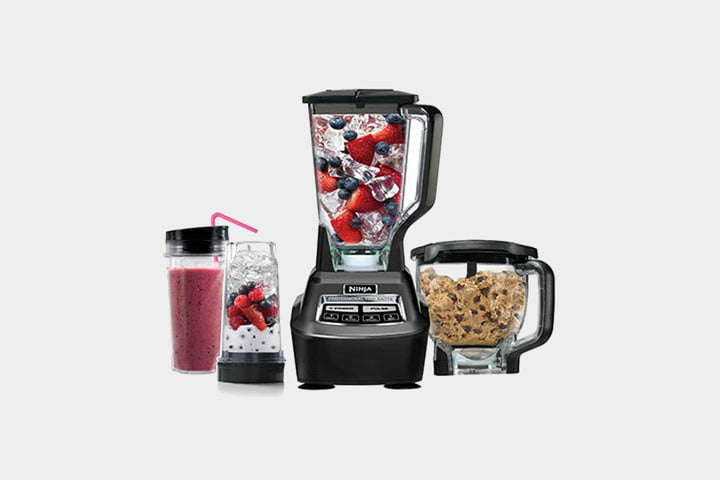 Ninja Mega Kitchen System best blenders