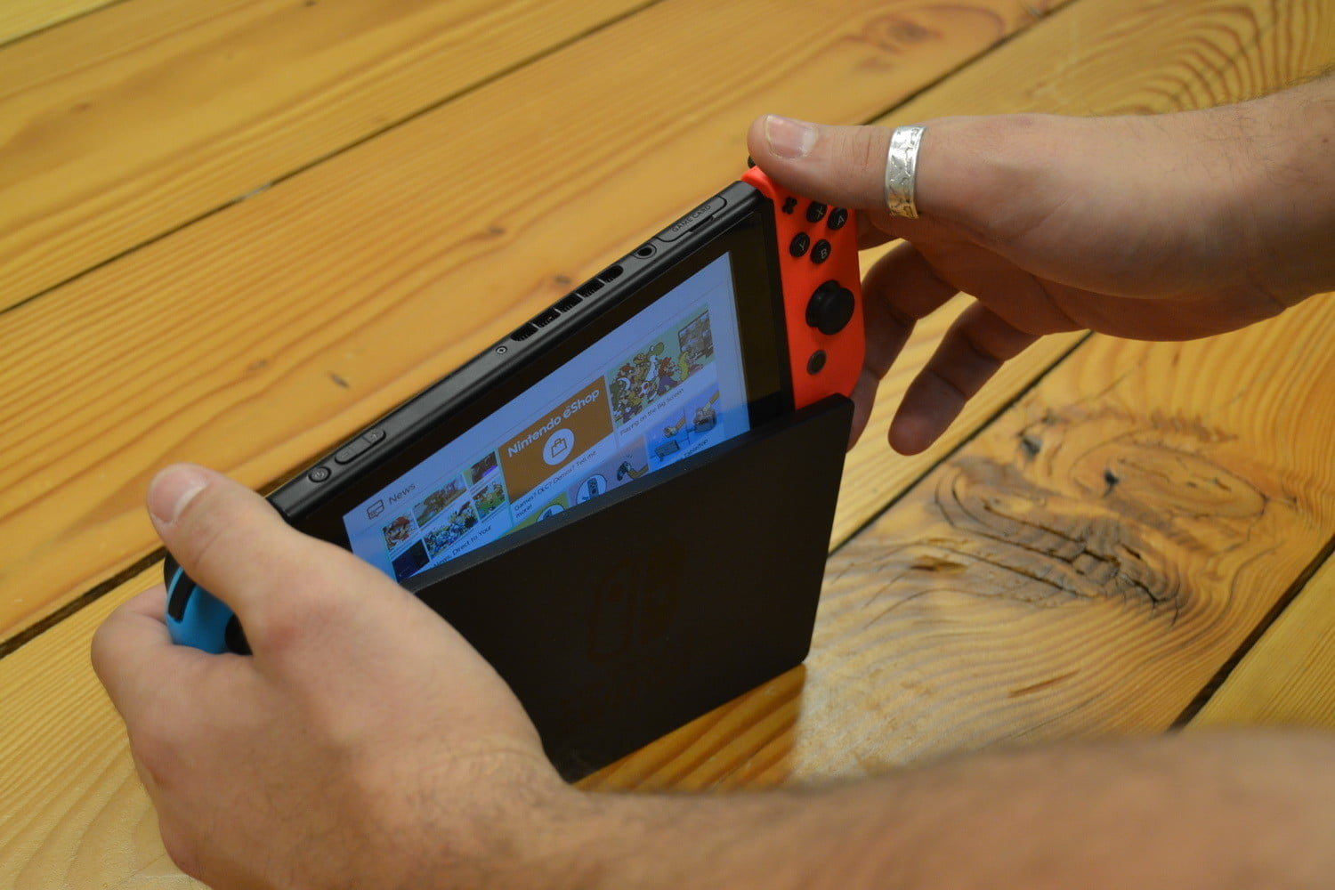 The Most Common Nintendo Switch Problems And How To Fix Them Our Circuit By Adding A First We Took Apart An Old Flashlight Review