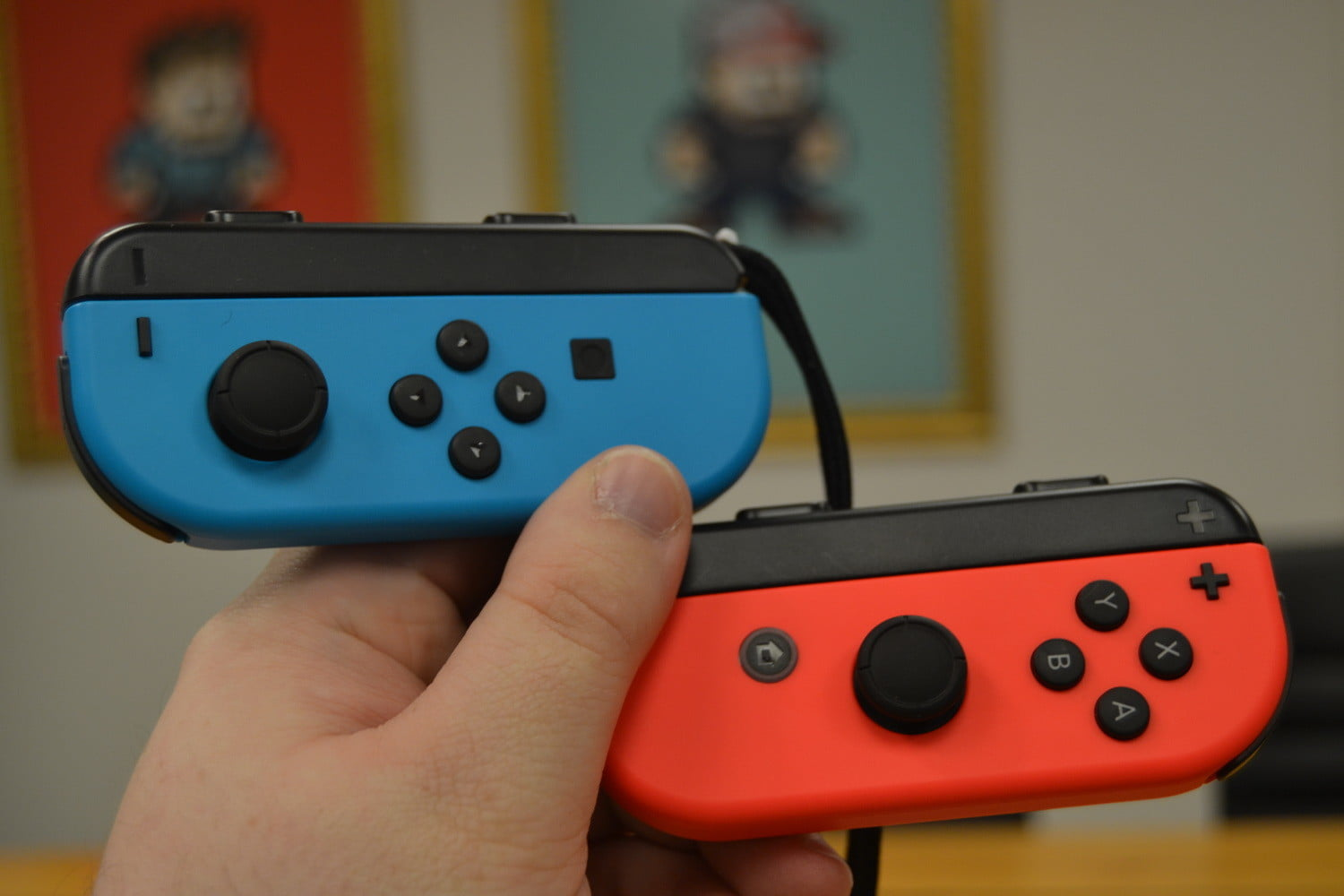 Nintendo Switch S Joy Con Controllers Natively Pair With