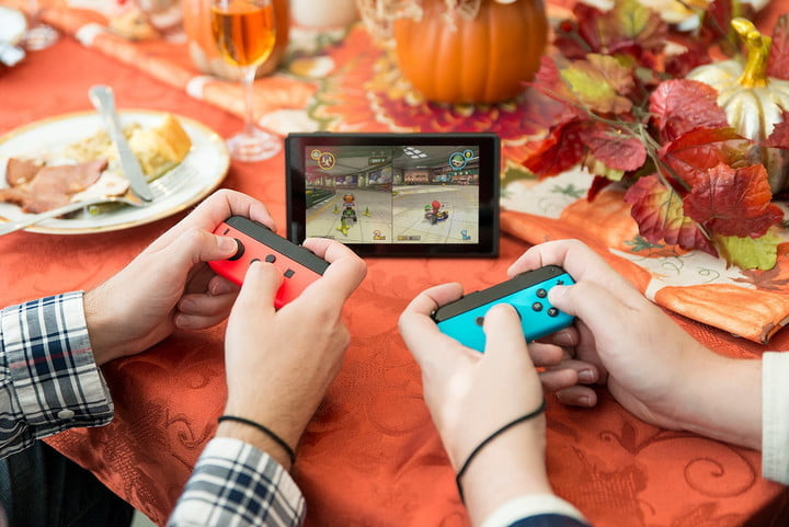 why we buy games twice on the nintendo switch mario kart lifestyle portability