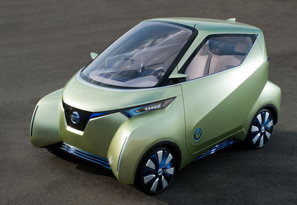 Nissan Wavers On Production Of Self Parking And Self