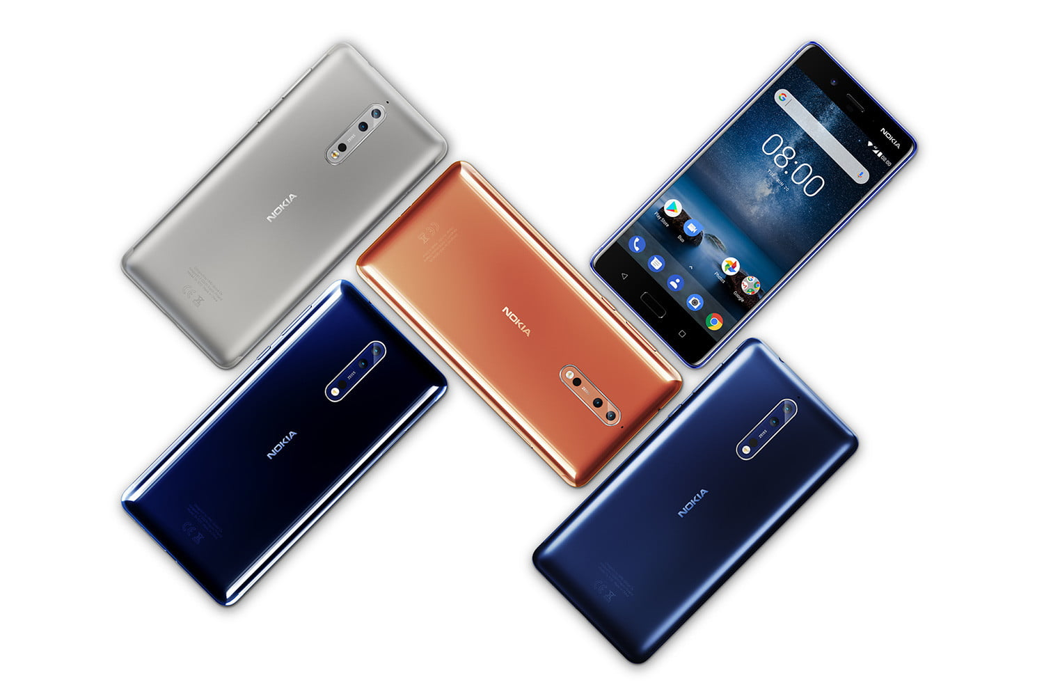 new nokia android phone 2017. if you\u0027ve been waiting for an android nokia phone that embodies the spirit of brand\u0027s history, 8 may be it. it marks return to mobile new 2017