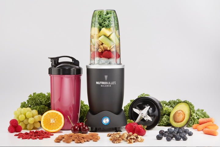 See how food changes your smoothie's nutrition with NutriBullet Balance