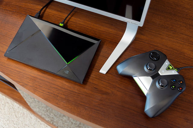 Nvidia Shield Controller Button Mapping