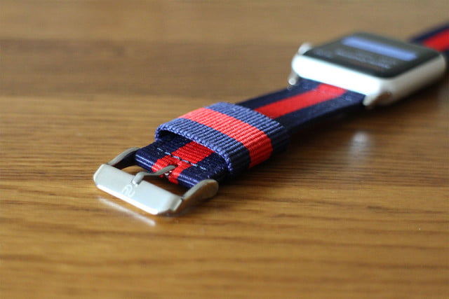 best Apple Watch bands Nyloon Watch Band buckle