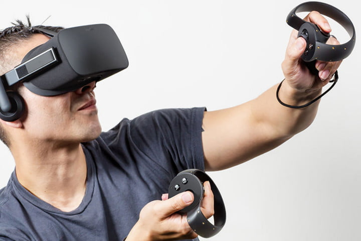 86c68bc858ef Oculus Rift For viewers to get totally immersed in a virtual world