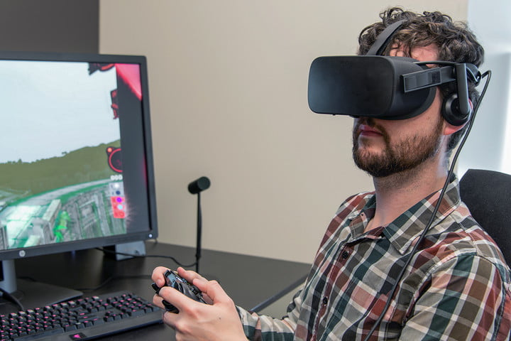Did Facebook Cancel the Oculus Rift 2 Before Executive Departed