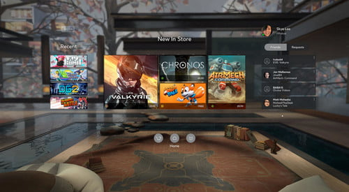 How To Take A Screenshot In VR With The Oculus Rift
