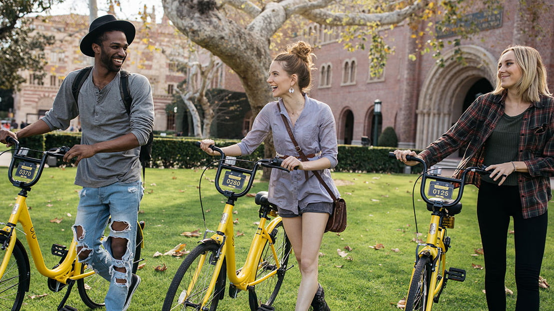 Ofo Bike Sharing Comes To Cambridge For A Small Flat Fee Digital Trends
