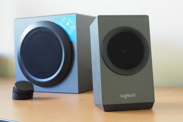 Logitech Z337 with Bluetooth review