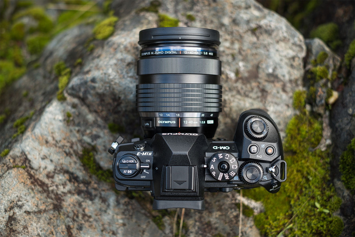 Olympus Om D E M1 Mark Ii Review Digital Trends M5 Body Only