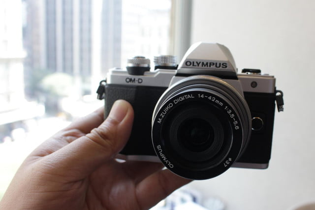 olympus gives entry level om d e m10 mirrorless camera big upgrades e10mkii 13