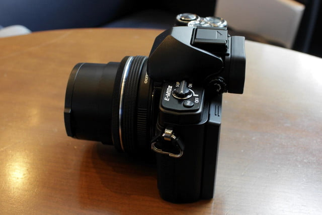 olympus gives entry level om d e m10 mirrorless camera big upgrades e10mkii 25