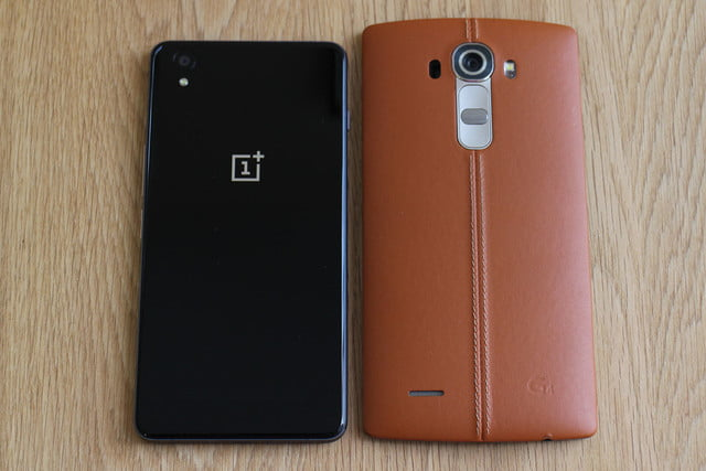 oneplus x and lg g4