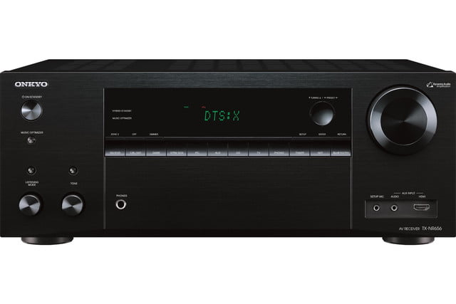 onkyo new 2016 receivers tx nr757 nr656 front
