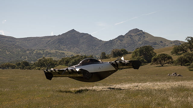 opener blackfly flying car takeoff small