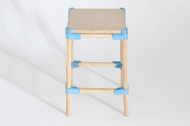 standard products furniture openplus research stool 003