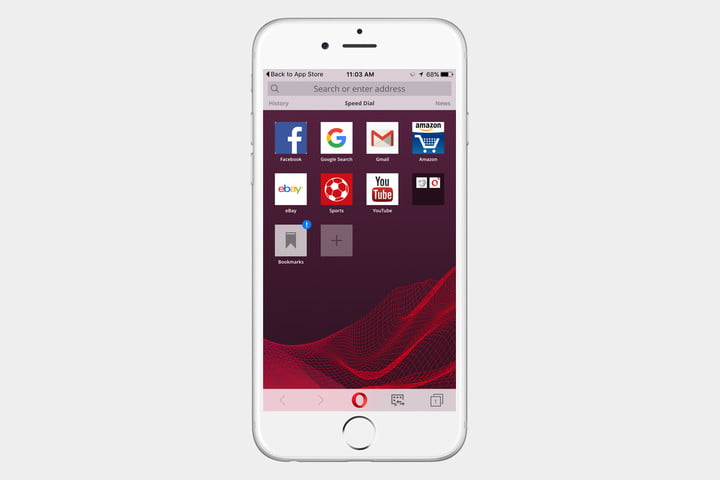 best browser for iphone beyond safari the best web browsers for iphone digital 4209