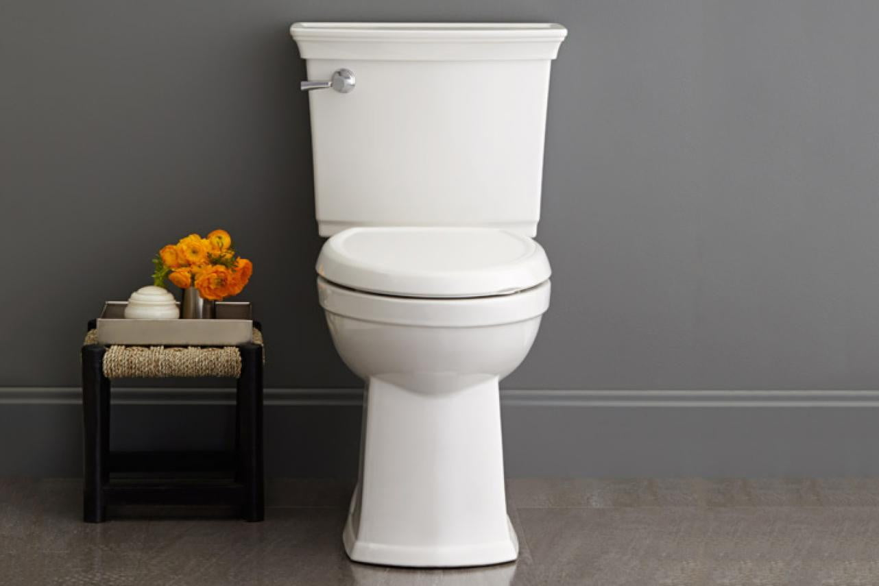Optum Vormax Toilet Has A Powerful Flush To Clean Your