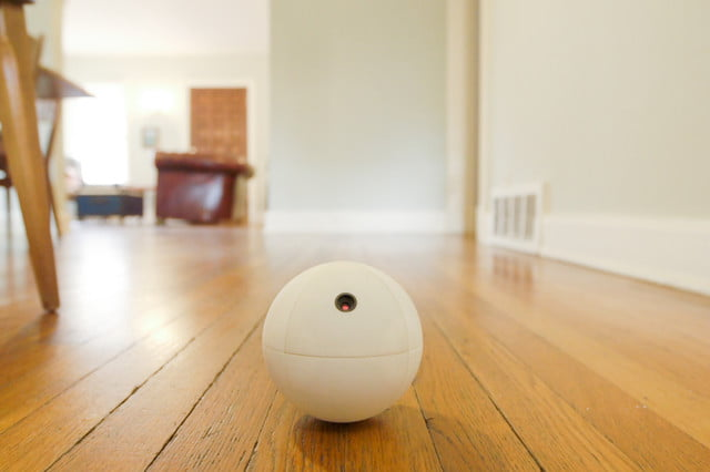 orbii robotic home security system 3