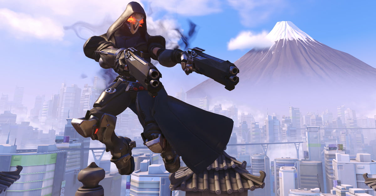 Blizzard seeks patent for 'play of the game' system in 'Overwatch'