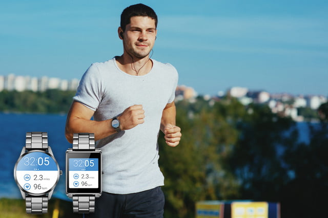 the 200 oxy smartwatch makes sure to play nice with android ios and windows 10