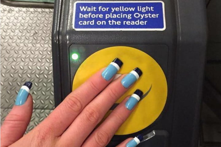 This Ingenious Wearable Is A Nail In The Oyster Card\'s Coffin ...