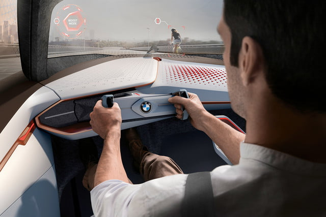 bmw vision next 100 news specs pics performance p90212292 highres