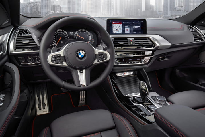 2019 BMW X4 (European version)