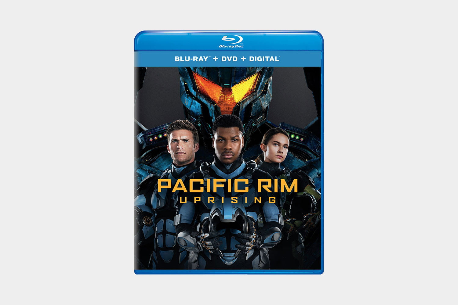 best blu ray discs show home theater pacific rim uprising cover