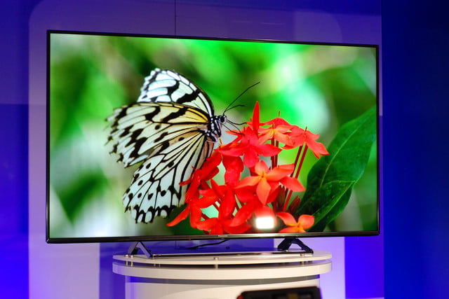 panasonic cx850 4k uhd tv at ces 2015 video 3