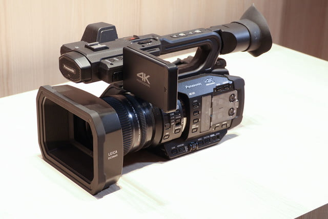 Panasonic HC-X1: 4K Camcorder With Wide 24mm Leica Lens