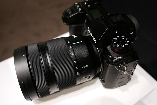 Panasonic Lumix S1r And S1 Are The First 60 Fps 4k Full