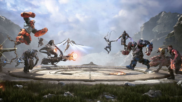 best free ps4 games paragon