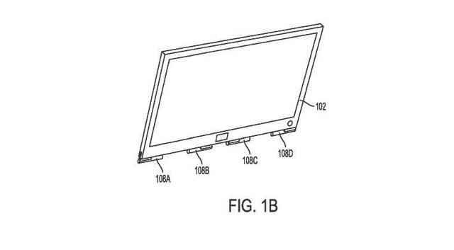 dell laptop two detachable displays patent 2