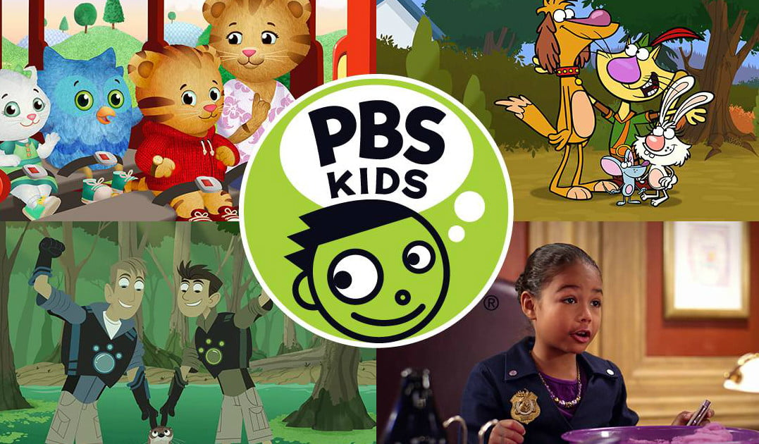 Amazon Prime Video Exclusive Pbs Kids Streaming Provider