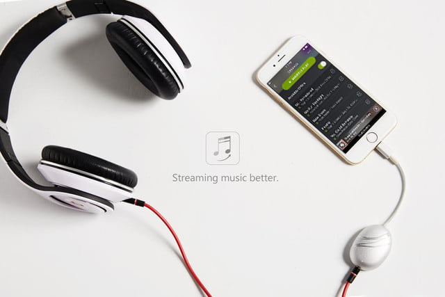 pebble portable headphone amp dac streamingmusic