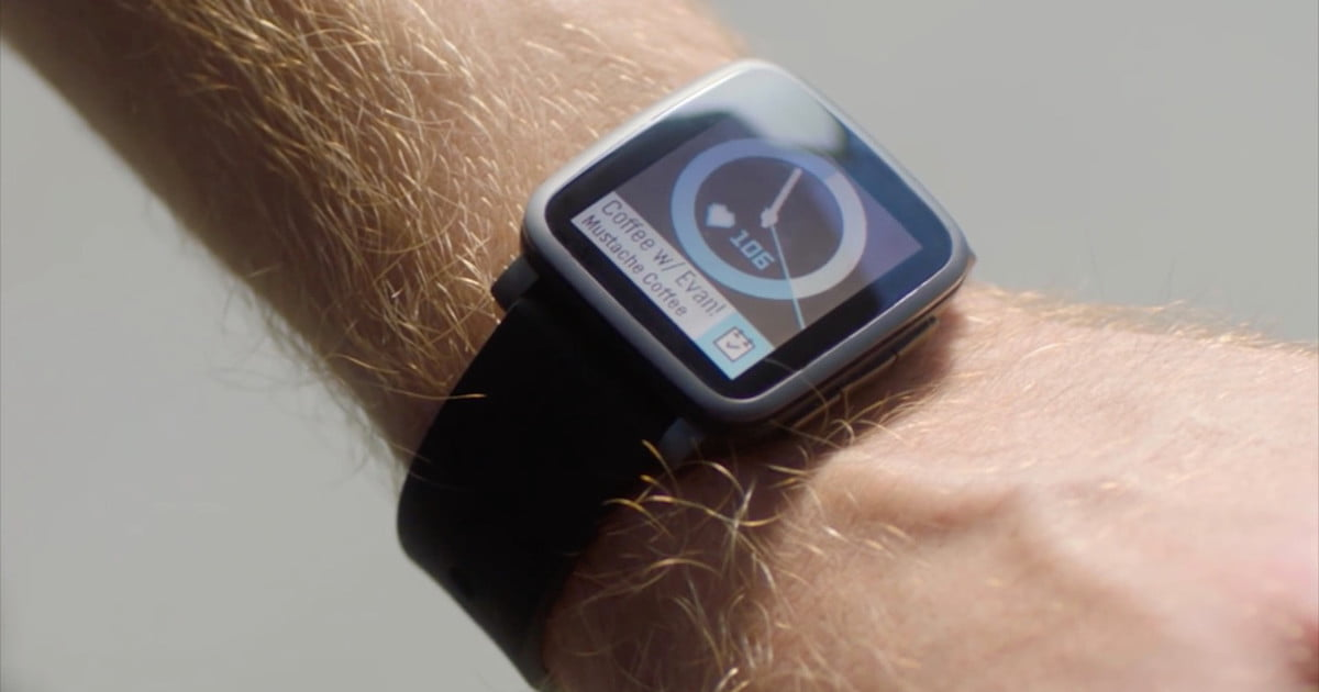 Pebble publishes fitnes-tracking data, launches 'Happiness ...