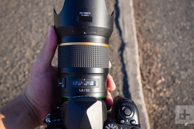 Ricoh Pentax-DFA 50mm F1.4 SDM SW review