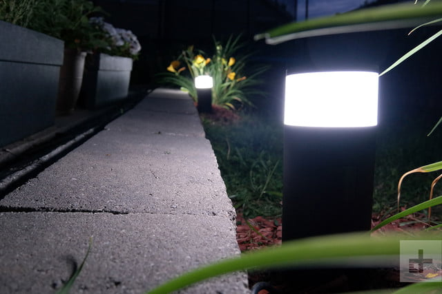 Philips Hue Calla Outdoor Pathway Light Amp Extension Kit